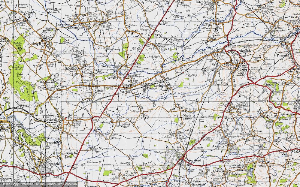 Wheathill, 1945