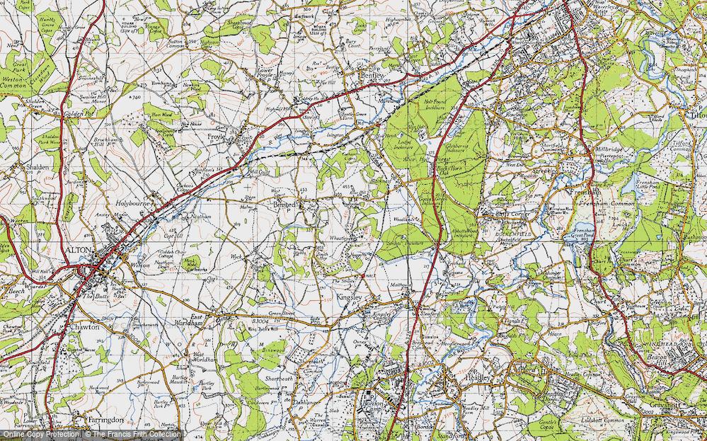 Wheatley, 1940