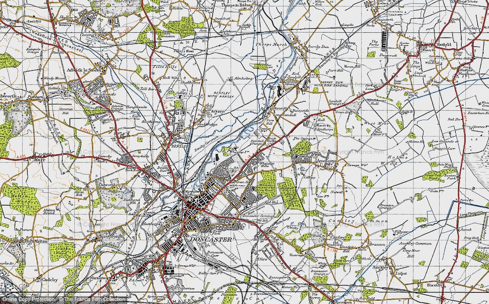Wheatley Park, 1947