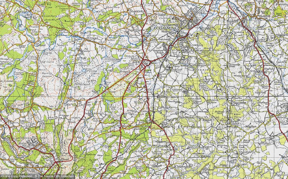 Wheelerstreet, 1940