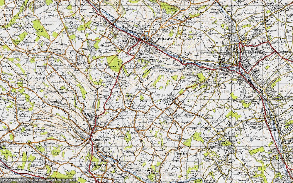 Whelpley Hill, 1946