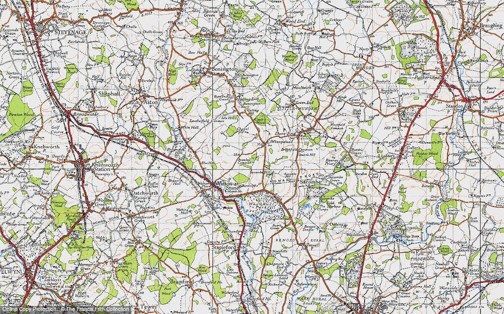 Whempstead, 1946