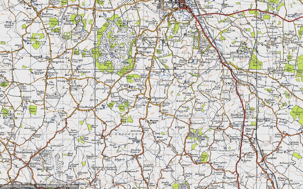 Whepstead, 1946