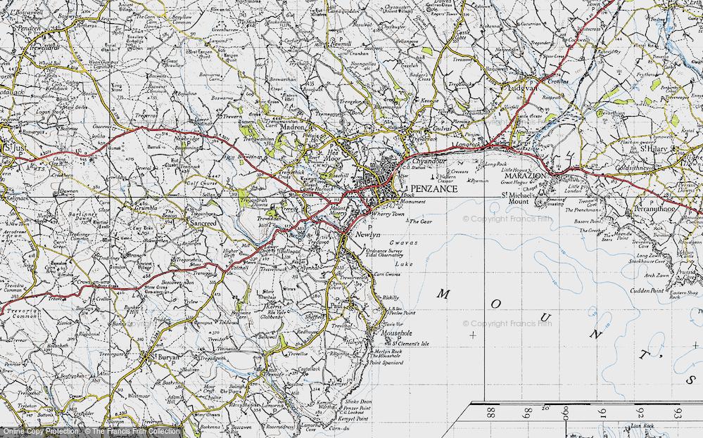 Wherry Town, 1946