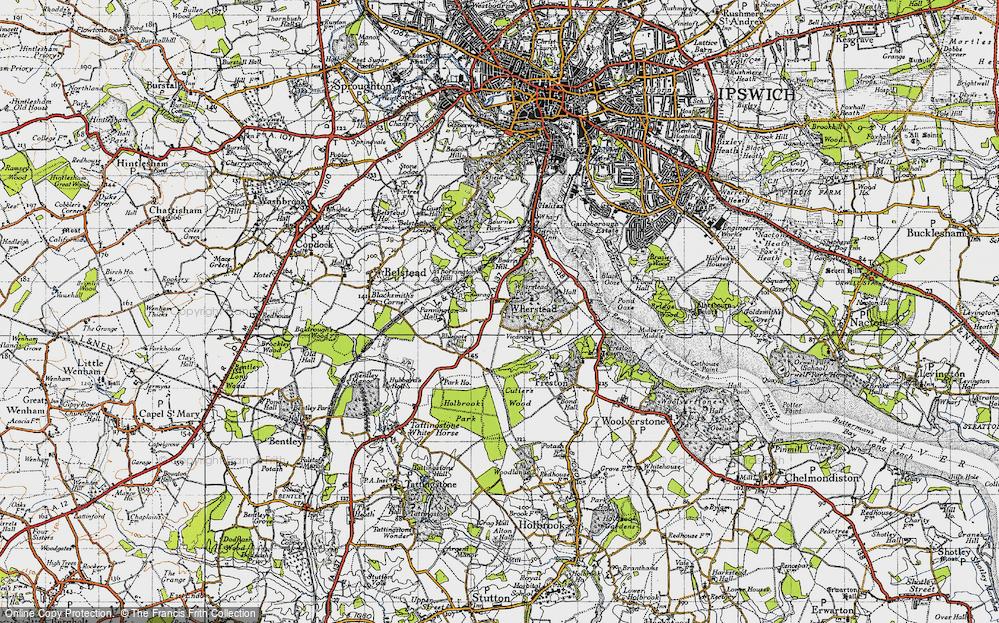 Wherstead, 1946