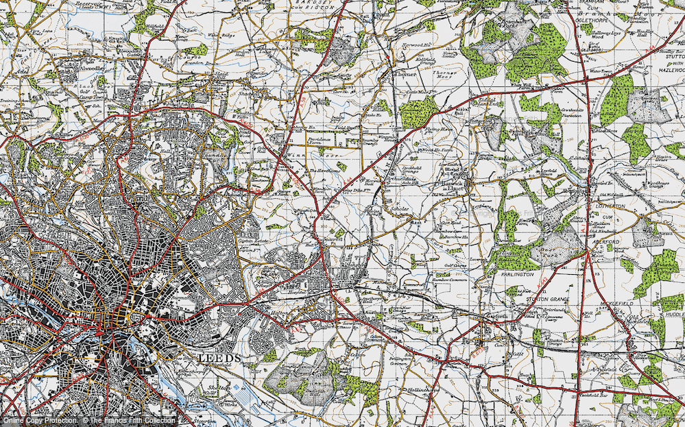 Whinmoor, 1947