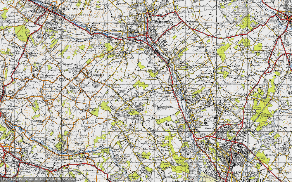 Whippendell Bottom, 1946