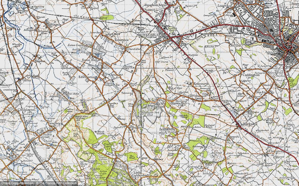 Whipsnade, 1946