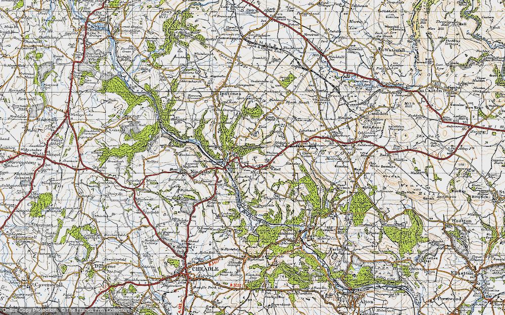Whiston, 1946