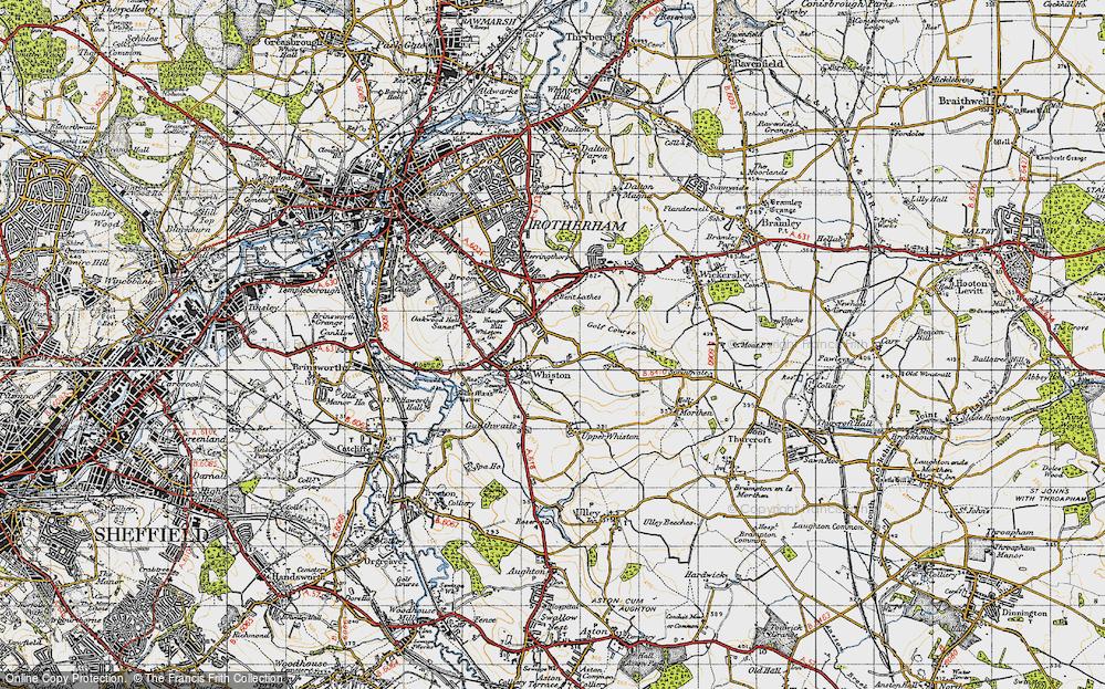 Whiston, 1947