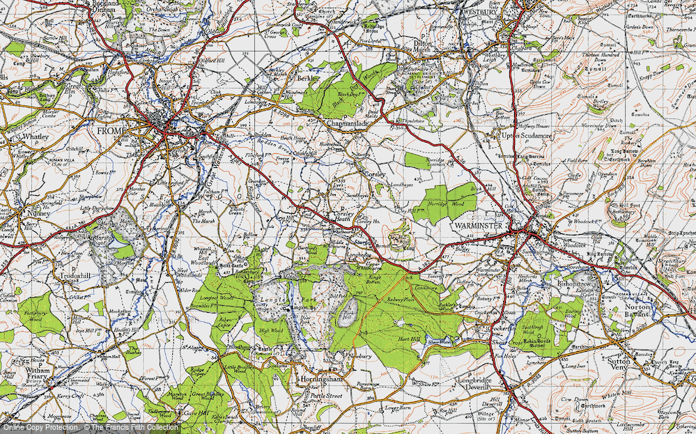 Whitbourne Moor, 1946