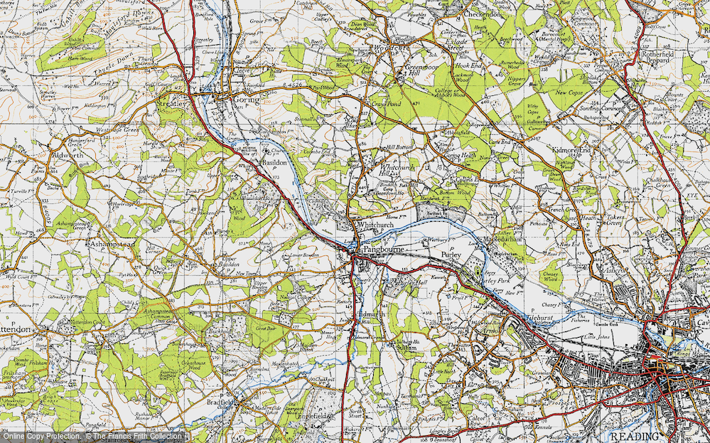 Whitchurch-on-Thames, 1947