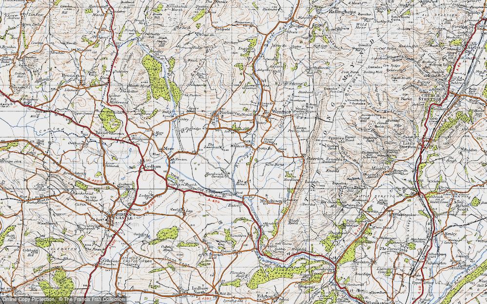 Whitcot, 1947
