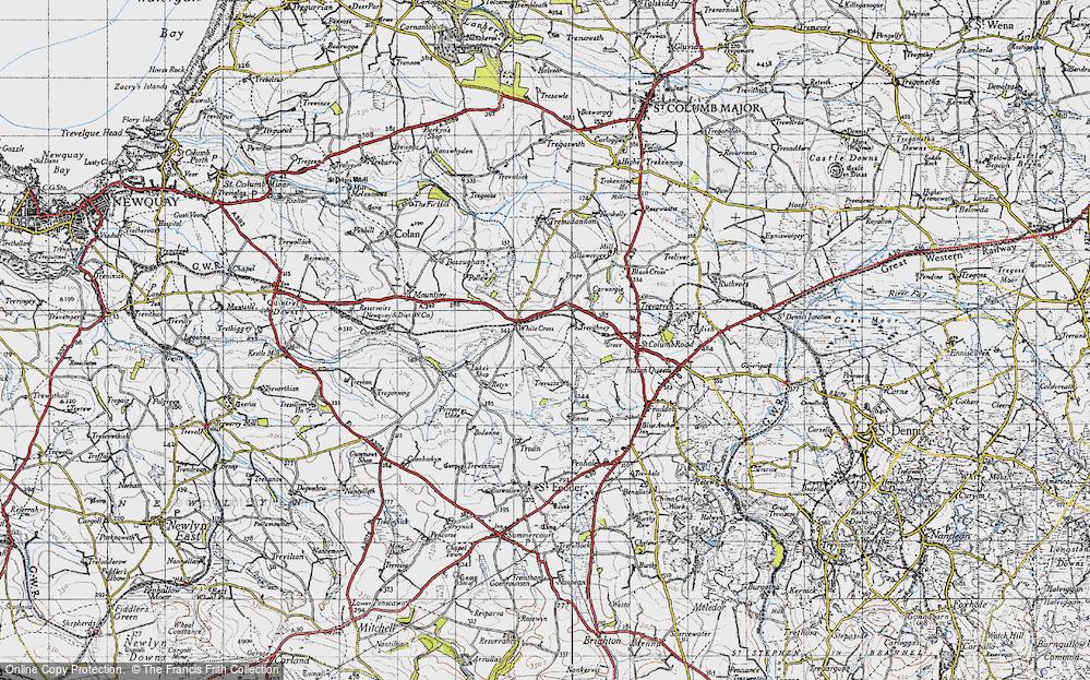 White Cross, 1946