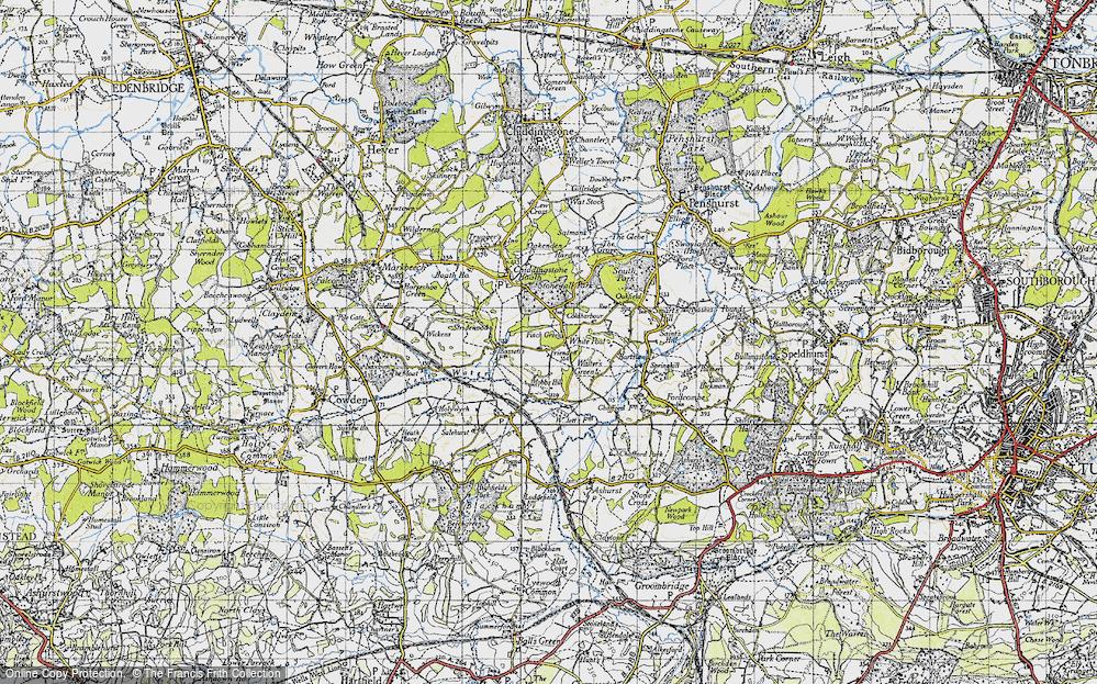 White Post, 1946