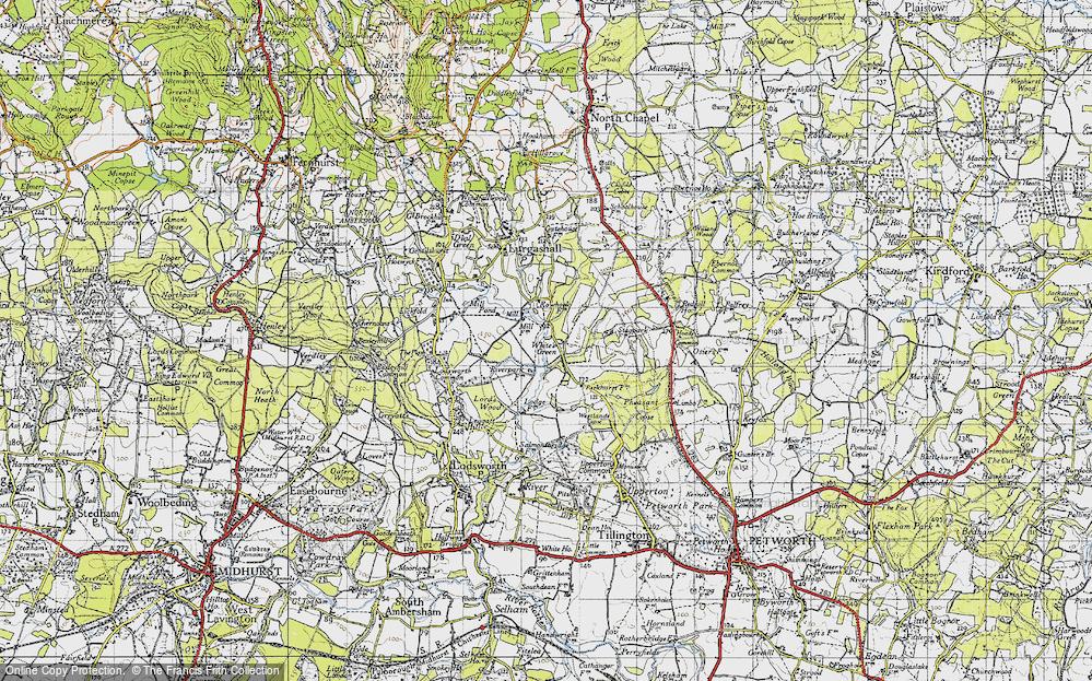 White's Green, 1940