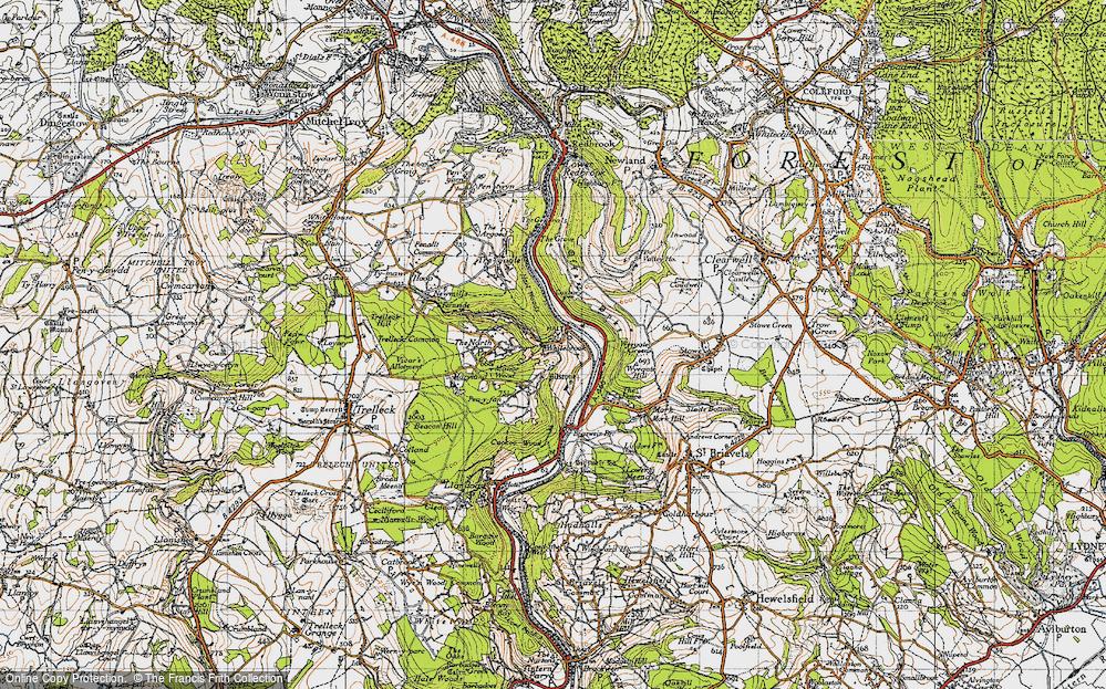 Whitebrook, 1946
