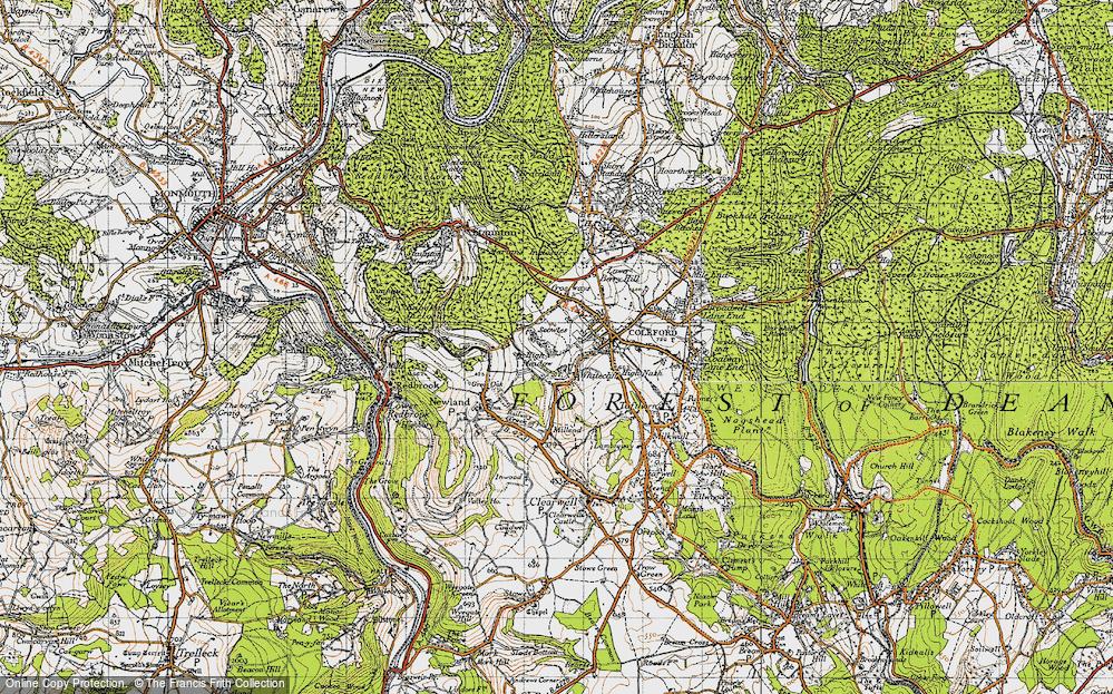 Whitecliff, 1946