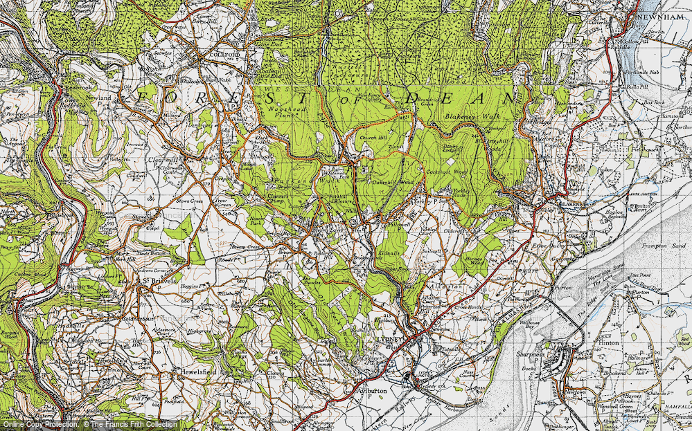 Whitecroft, 1946