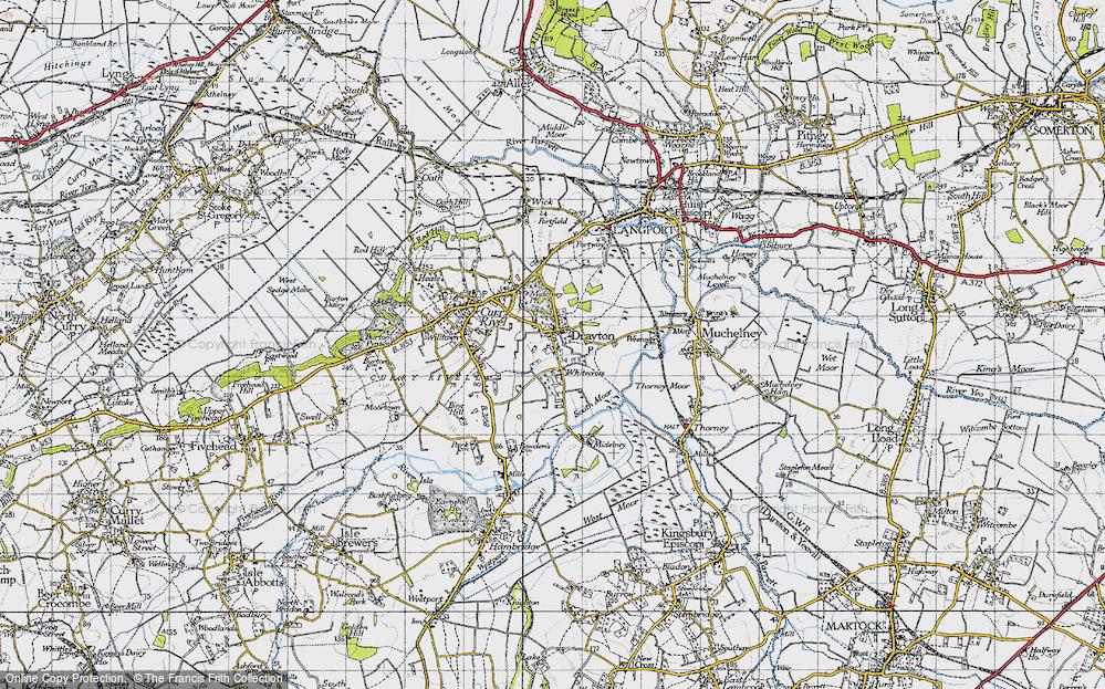 Whitecross, 1945