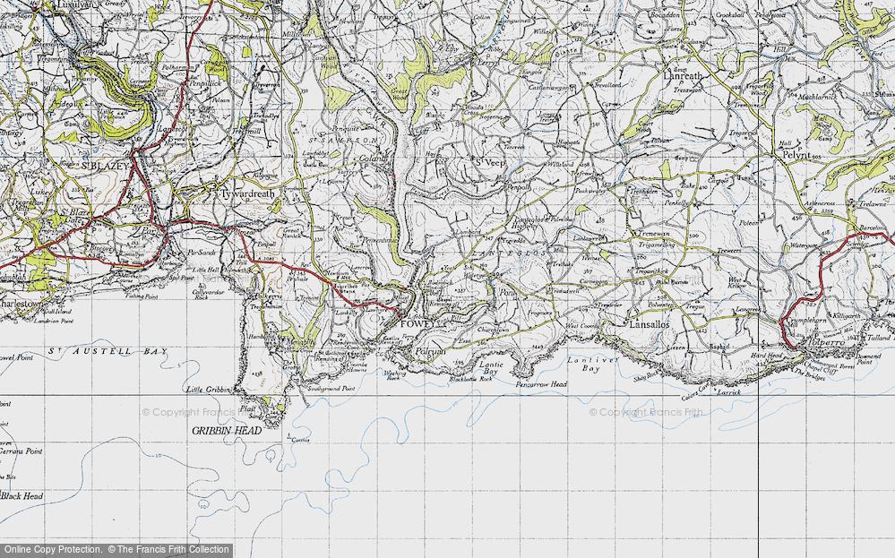 Whitecross, 1946
