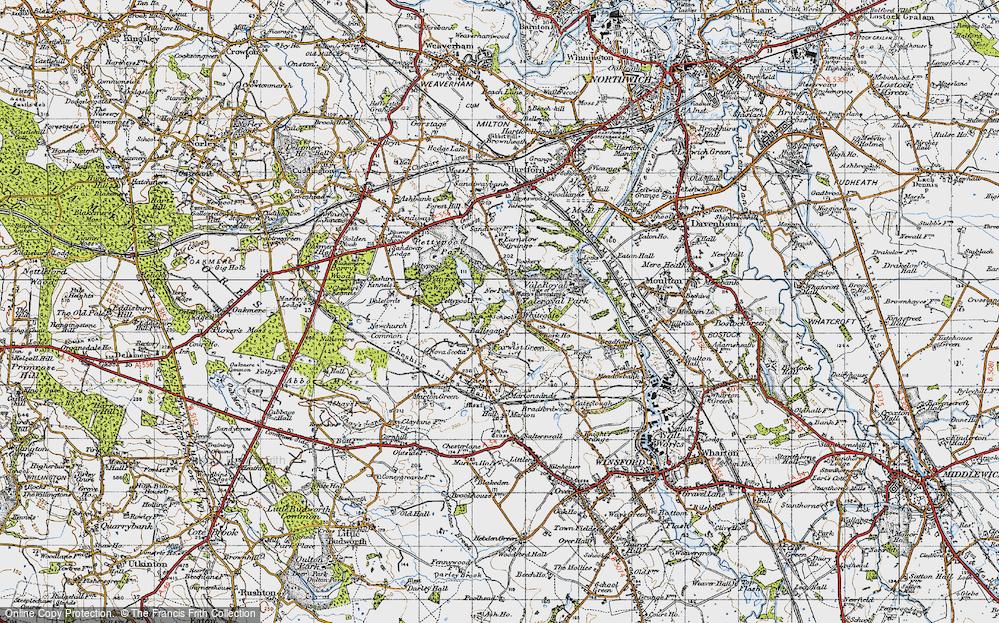 Whitegate, 1947
