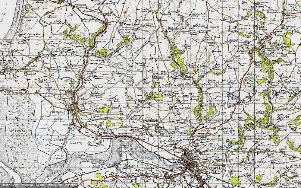 Whitehall, 1946