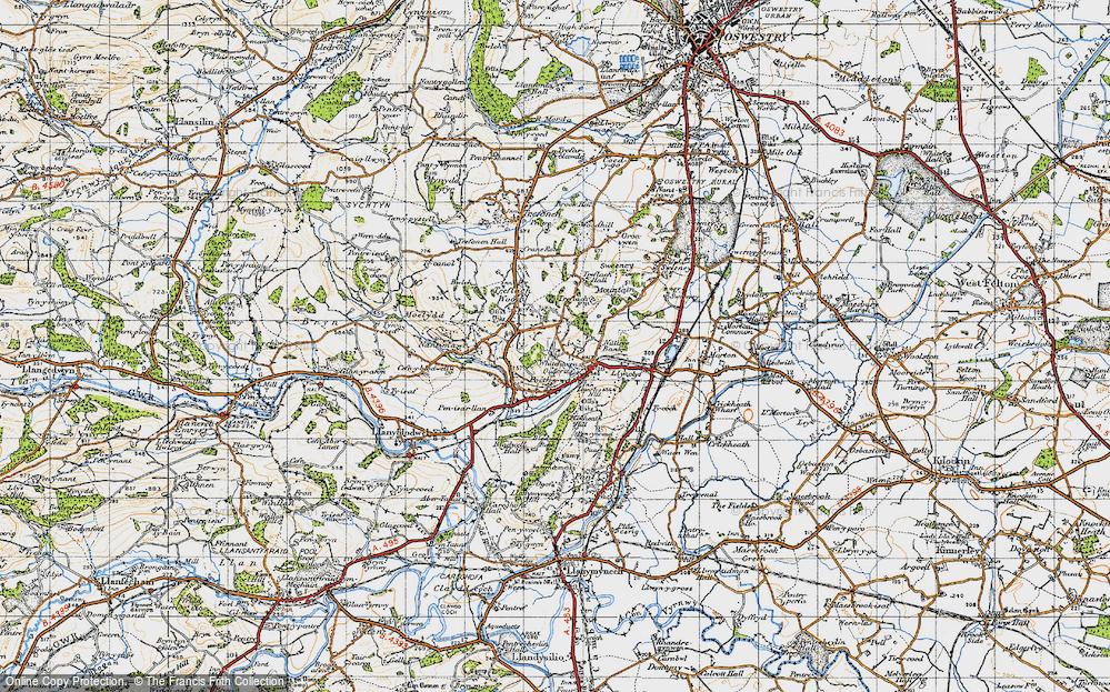 Whitehaven, 1947