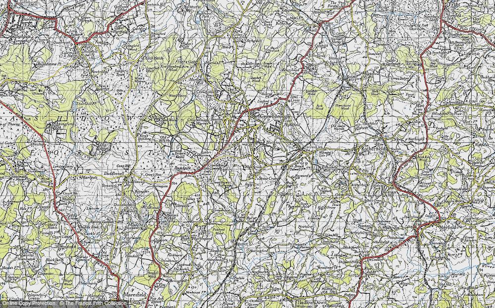 Whitehill, 1940