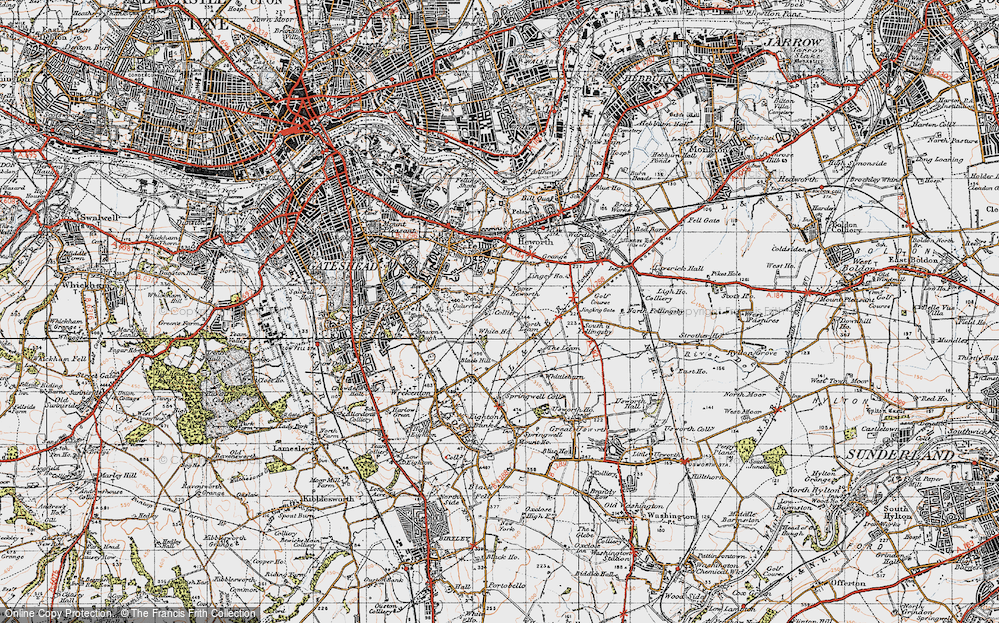 Whitehills, 1947