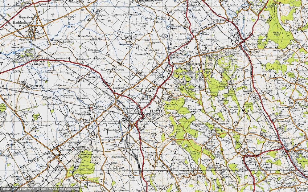 Whiteleaf, 1947