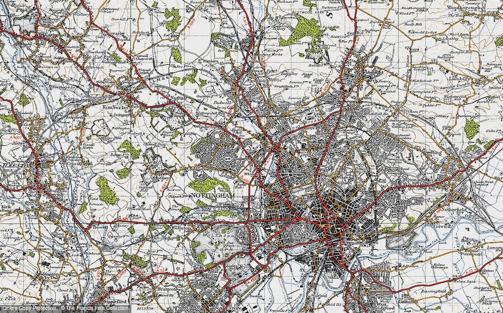Whitemoor, 1946