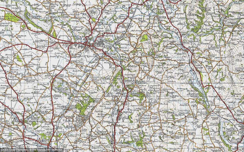Whitemoor, 1947