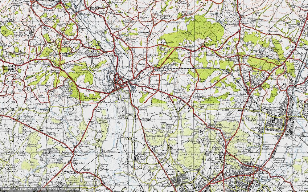 Whitenap, 1945