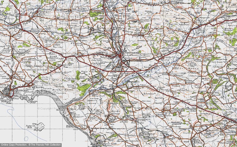 Whiterock, 1947