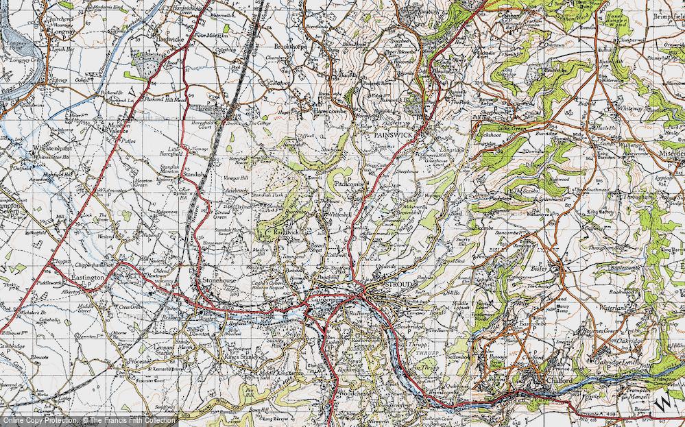 Whiteshill, 1946