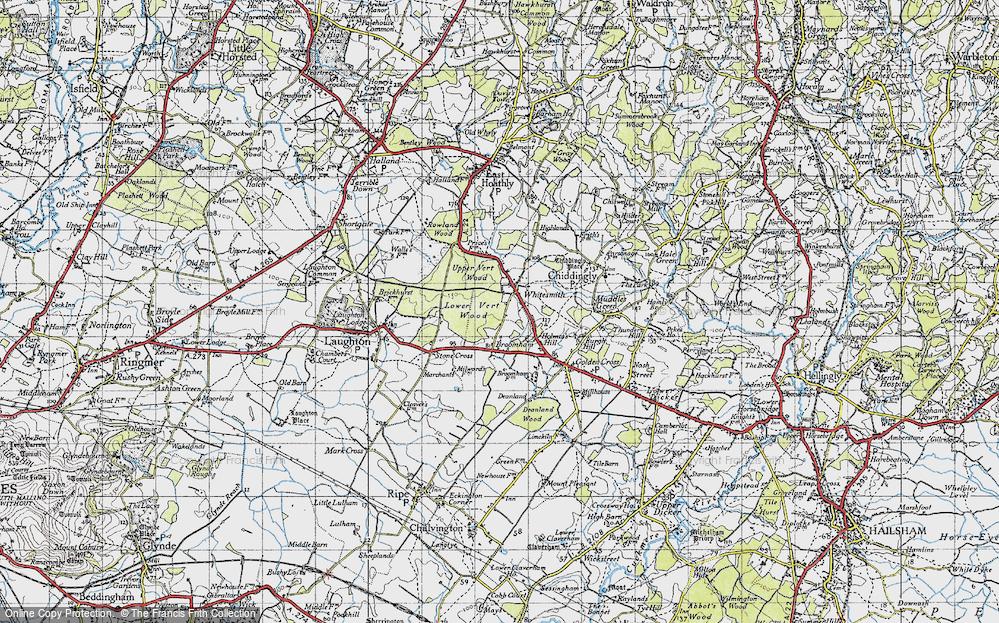 Whitesmith, 1940