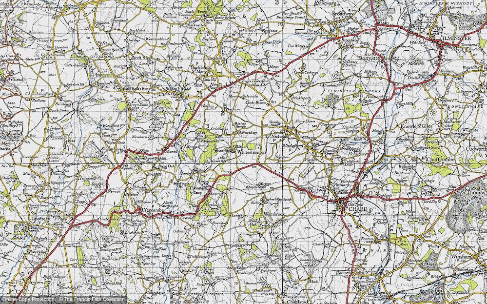 Whitestaunton, 1946