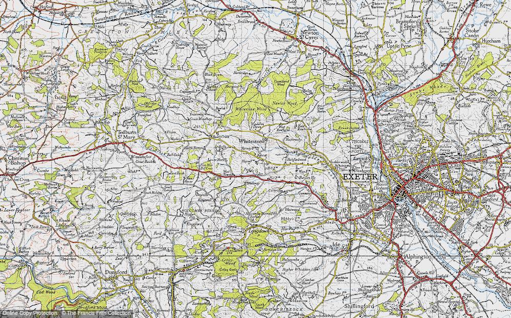 Whitestone, 1946