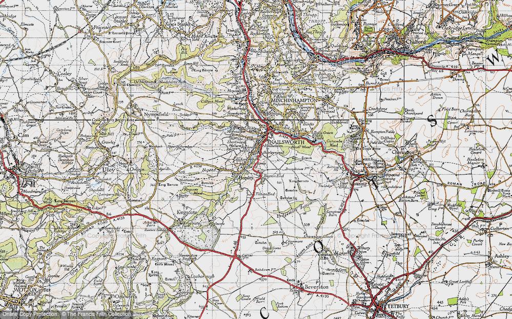 Whiteway, 1946