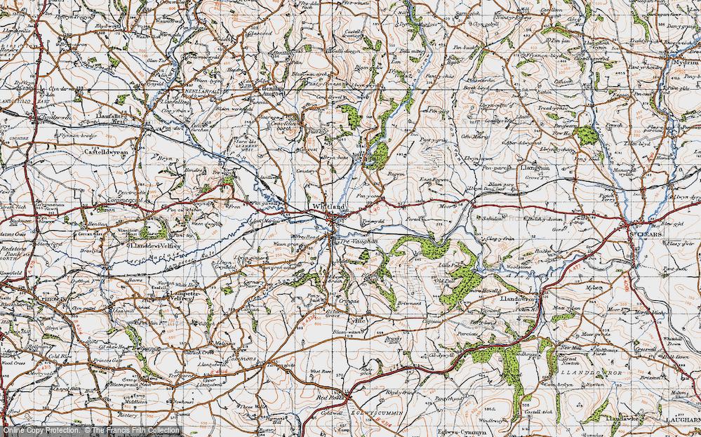 Whitland, 1946