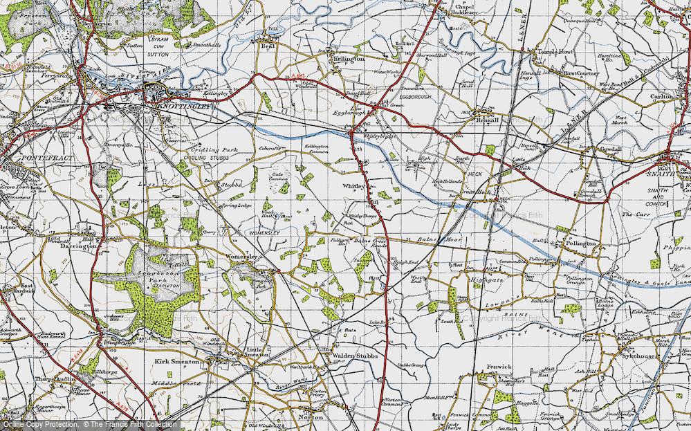 Whitley Thorpe, 1947