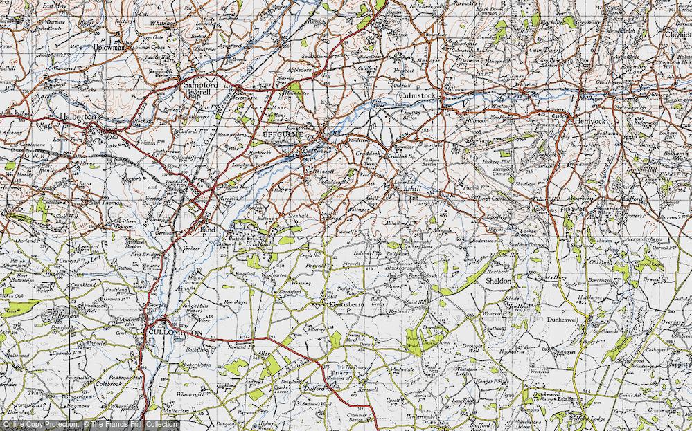 Whitmoor, 1946