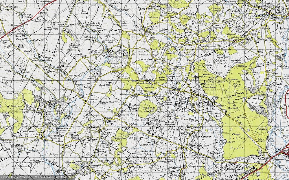 Whitmore, 1940