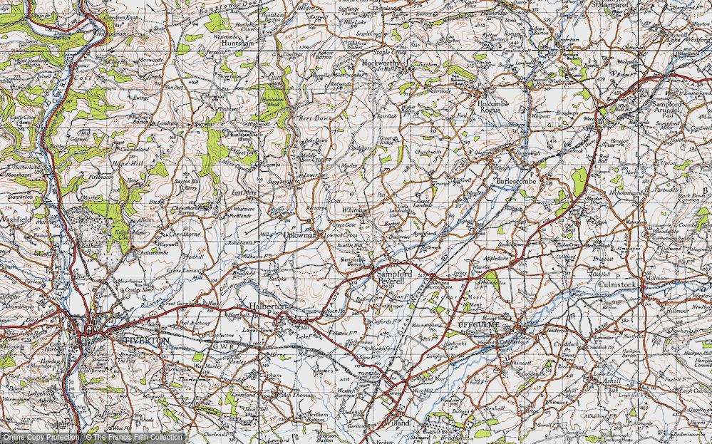 Whitnage, 1946
