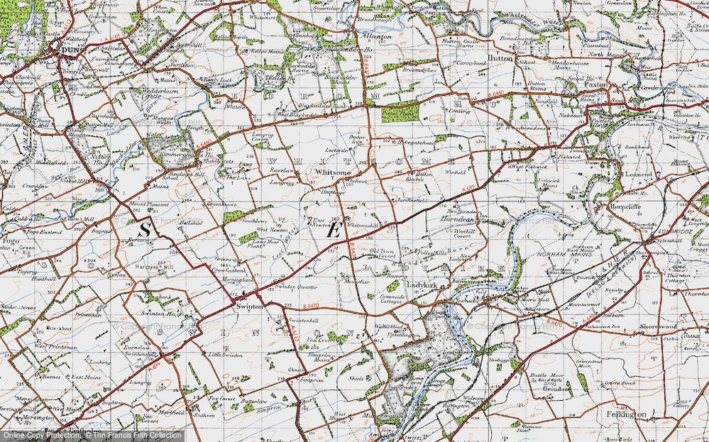Whitsomehill, 1947