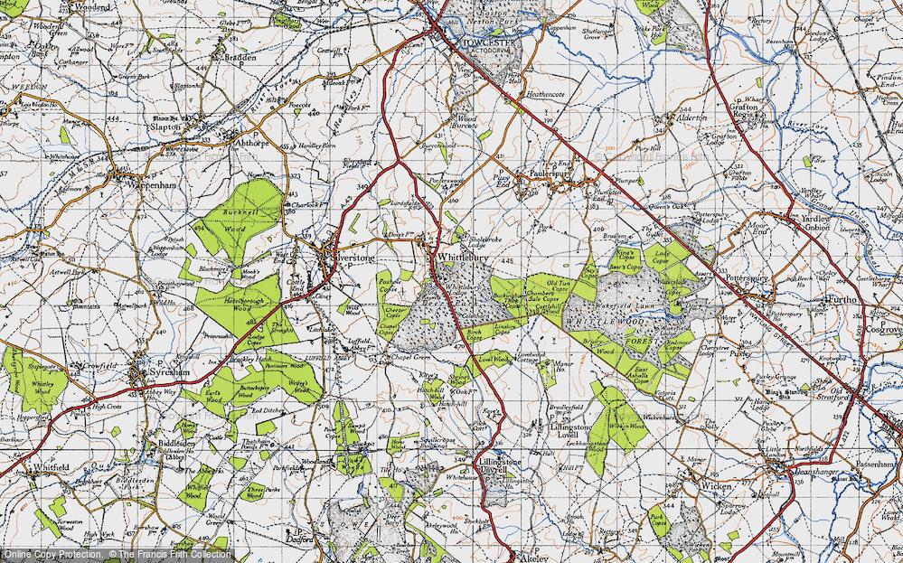 Whittlebury, 1946