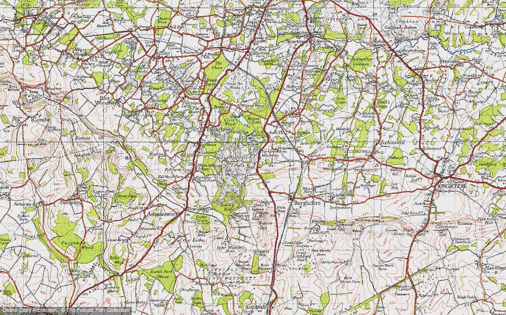 Whitway, 1945
