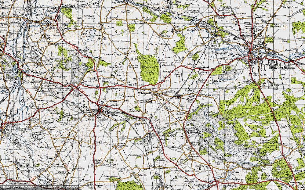 Whitwell, 1947