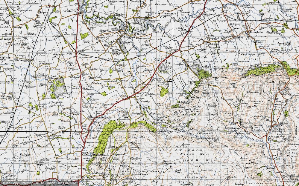 Whorlton, 1947
